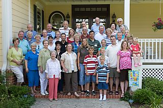 Dudley McKim Reunion Group #2