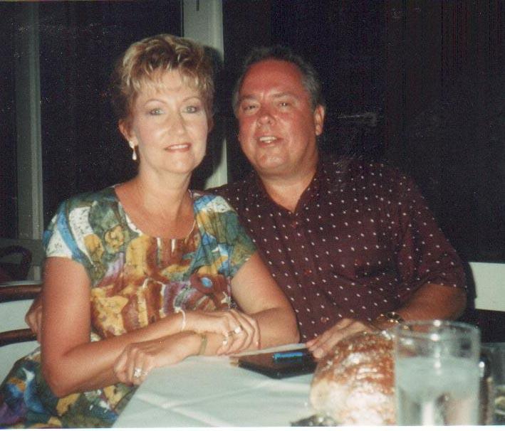 Sonny and Elaine on Honeymoon