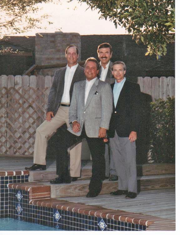 Sonny, Gospel Quartet