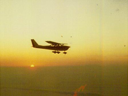 John's Cessna