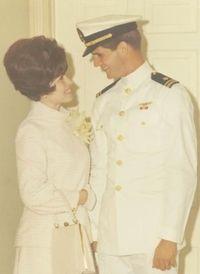 Charles Simmons & Hilda, Navy