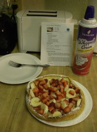 6 Dutch Baby Pancakes with Fruit