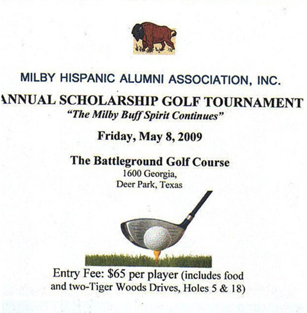 Hispanic Assoc Golf Invitation 2
