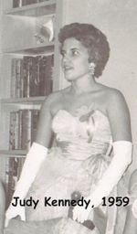 Judy Kennedy 1959