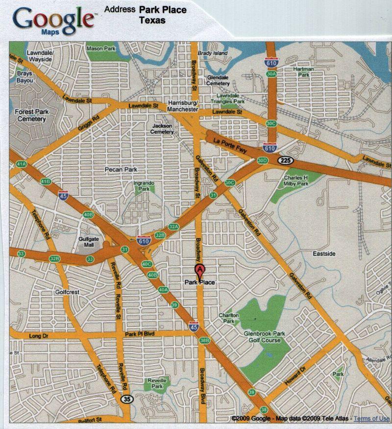 Google Milby Area 6