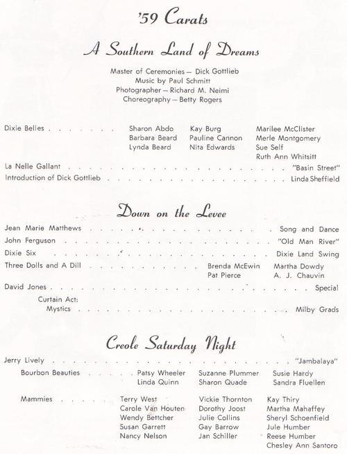 '59 Carats Program