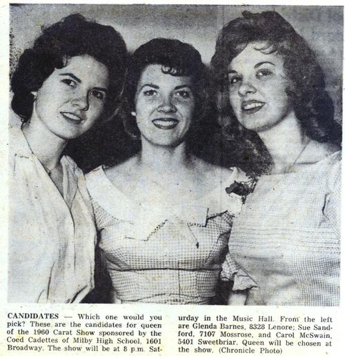 1960 Carat Show Court