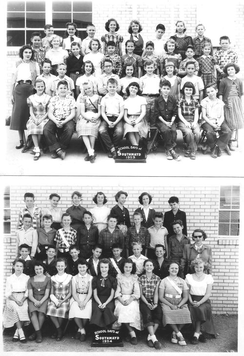 3) 5th and 6th Grade Southmayd Elementary