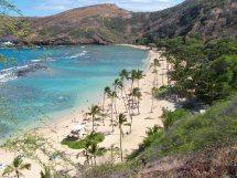 B) The Oahu Beaches