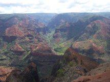 D) Waimea Canyon