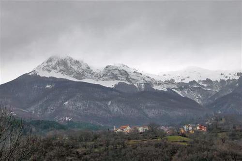 H - Macedonian Mountain View