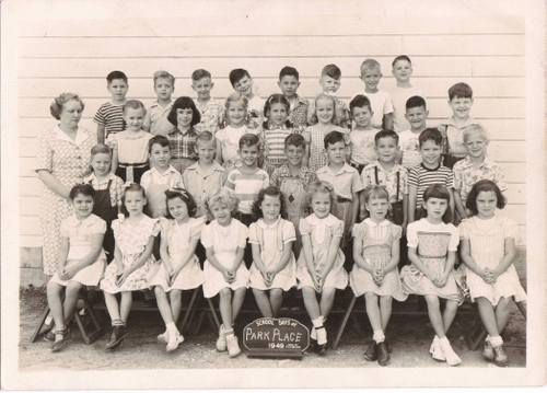 Park Place Elementary 1949