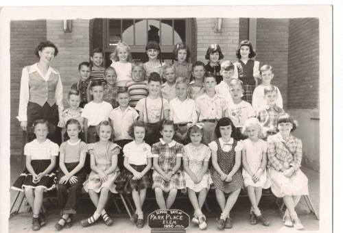Park Place Elementary 1950