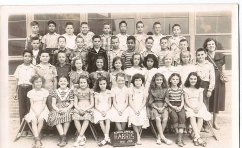 Harris Elementary 1951