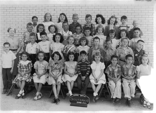 Southmayd Elementary 1949