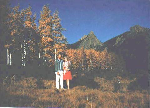(Cb) - Colorado in the Fall 1962