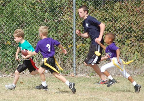 (Ce) - Fall Sports in Waco