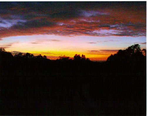 (Ace) - Sunrise in Marble Falls