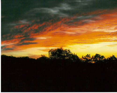 (Acd) - Sunrise in Marble Falls
