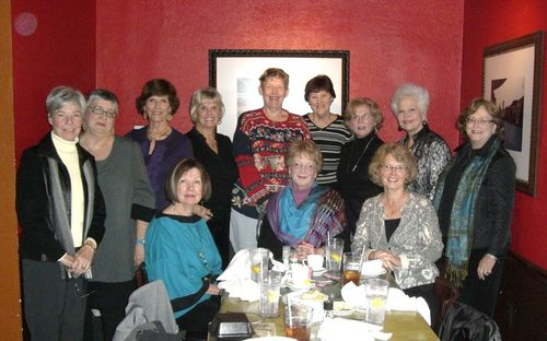The Ladies Who Met for Lunch