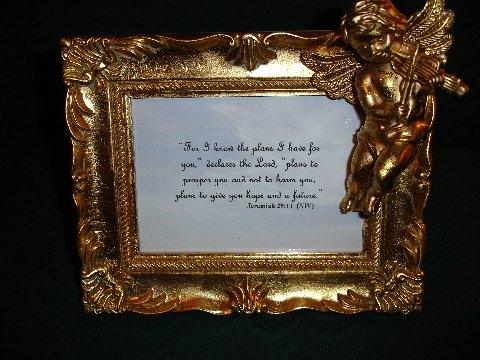 Framed Scripture