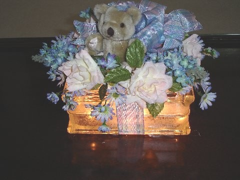 """Teddy Bear Nursery Night Light"""