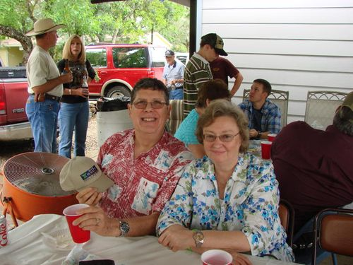 G) Ray and Pat Prichard