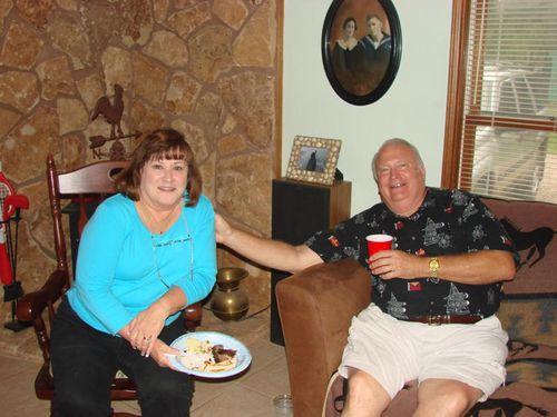 I) Susan and Donald Hannsz