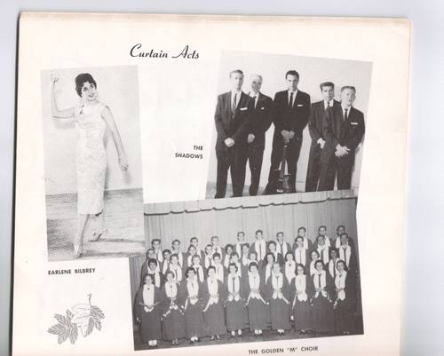 '58 Carats Curtain Acts
