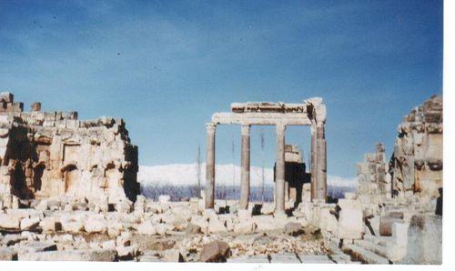 Nb) Byblos, Lebanon