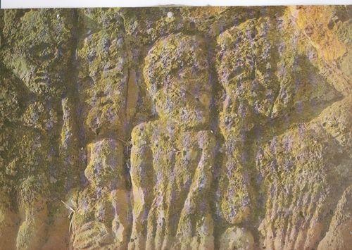 F) Pre-Historic Carvings at Slonta