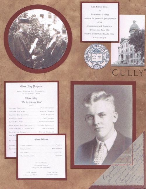 GE - Family Heritage Album Pages