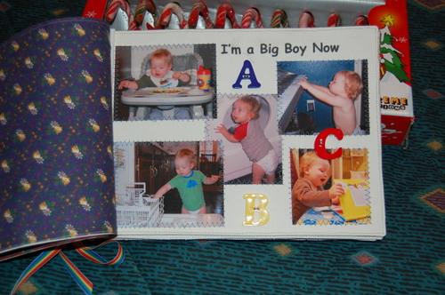 EB - Alex's Canvas Book
