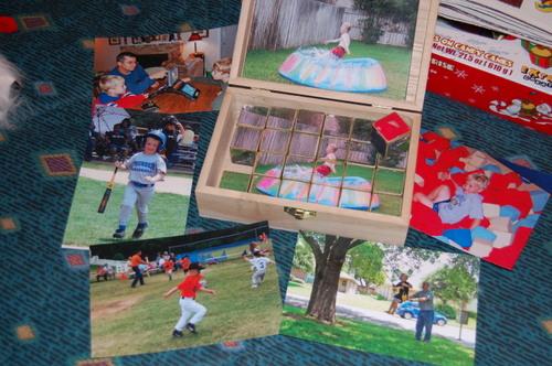 ED - Ryan's 6 Photo Cube Puzzle