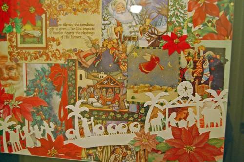 CF - Christmas Card Collage