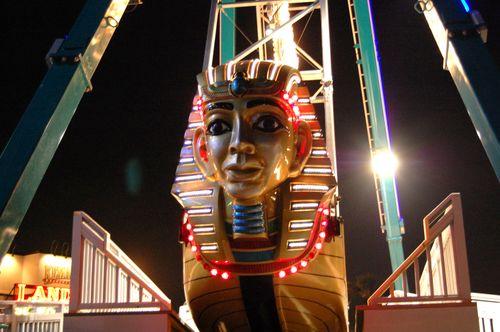 S) Amusements on The Kemah Boardwalk