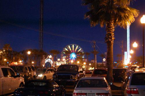 G) Amusements on the Boardwalk