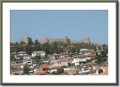 04 - Czar Samuel's Mountain Top Fortress
