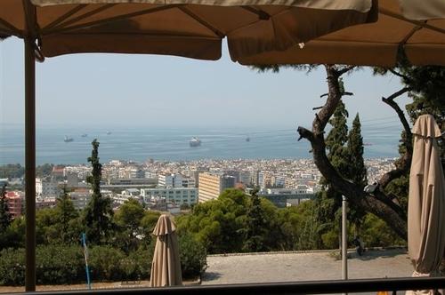 31 - A Thessaloniki Open Air Cafe