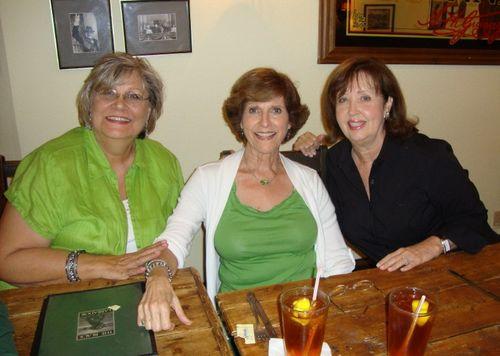 K) Linda, Mary Frances, Sharon