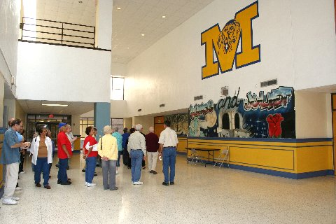 N - Trip to Milby High School Campus on Saturday Morning