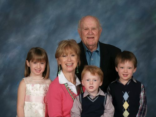 1A) Charlene Hickman Worrell and Family