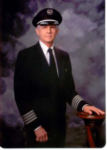 X) Charles Simmons - Airline Pilot