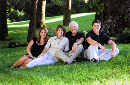 H) The Bill Denning Family