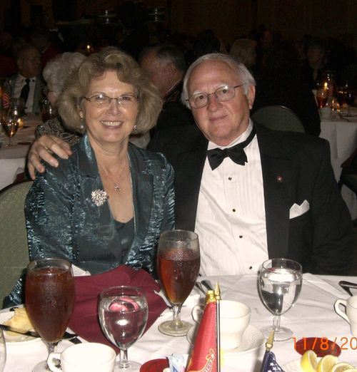 G) Glenda and John Minniece