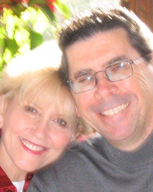 Aa) Judy Kennedy and Husband Chris