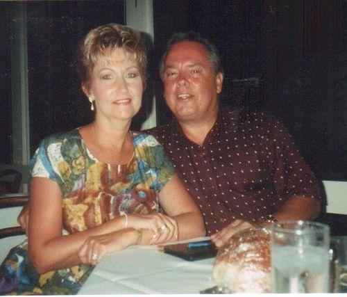 K) Sonny and Elaine Jones, on Honeymoon