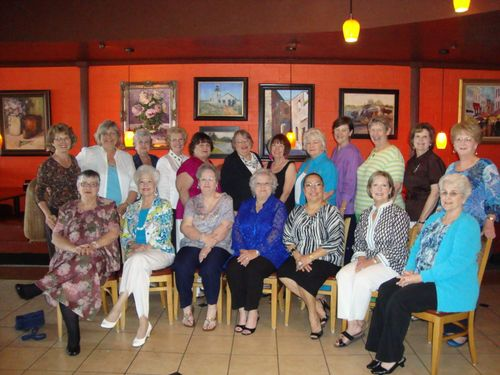 A) Millby Girls Gathered May 13