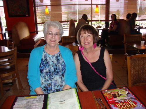 I) Joan and Alma