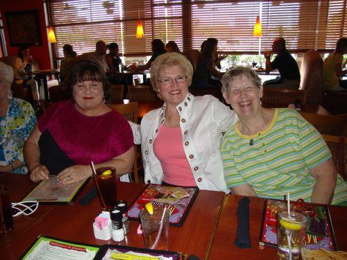 G) Jo Ann, Sue, and Jody
